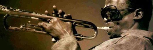 Miles Davis Banner
