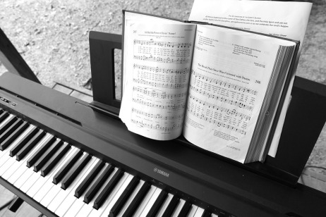 dull hymns